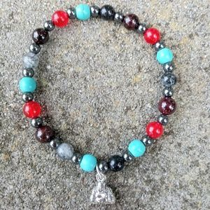 Love Healing Protection Buddha Bracelet